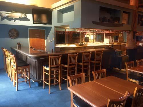 Inn at Sandspit Dining Room